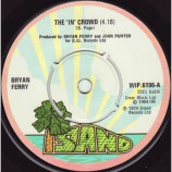 Bryan Ferry - The 'In' Crowd - 7''- Single