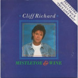 Cliff Richard - Mistletoe & Wine - 7''- Single