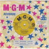 Connie Francis - Among My Souvenirs - 7''- Single