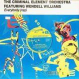 Criminal Element Ochestra - Everybody ( Rap)
