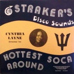 "Cynthia Layne & The Equitables - International Soca  - Vinyl - 12"""