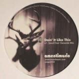 David Garcia & Joey Mazzola - Doin' It Like This (Remixes)
