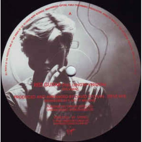 """David Sylvian - Reg Guitar - Vinyl - 12"""""""