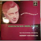 Dennis Brain,The Philharmonia Orchestra,,Herbet Vo - Horn Concertos Nos.1-4