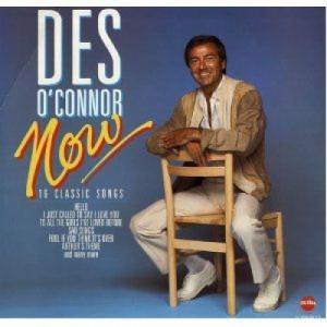 Des O'Connor - Now - LP, Comp - Vinyl - LP