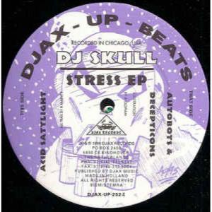 """DJ Skull - Stress EP - Vinyl - 12"""""""
