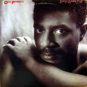 Doc Powell - Love Is Where It's At - Vinyl - LP