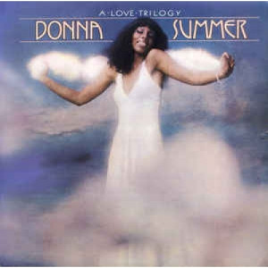 Donna Summer - A Love Trilogy - Vinyl - LP