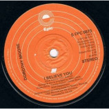 Dorothy Moore - I Believe You - 7''- Sol