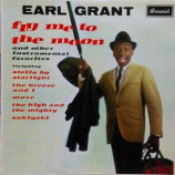 Earl Grant - Fly Me To The Moon - LP, Album