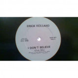 Erica Holland - I Don't Believe