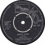 Four Tops - Simple Game
