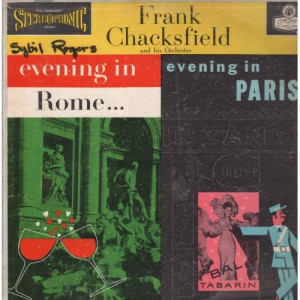 Frank Chacksfield & His Orchestra - Evening In Rome... - LP - Vinyl - LP
