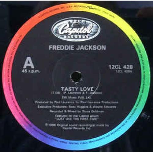 """Freddie Jackson - Tasty Love - Vinyl - 12"""""""
