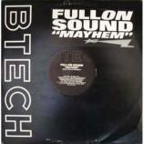 Full On Sound - Mayhem