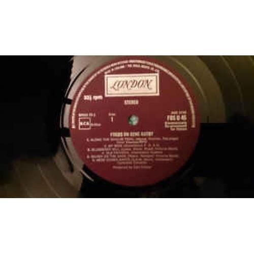 Gene Autry - Focus On Gene Autry - Vinyl - 2 x LP