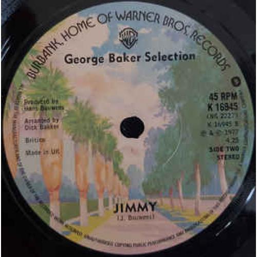 "George Baker Selection - Beautiful Rose - Vinyl - 7"""