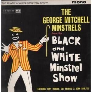 George Mitchell - The George Mitchell Minstrels  LP, Comp - Vinyl Record - LP