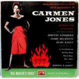 Georges Bizet - Carmen Jones - LP, Mono