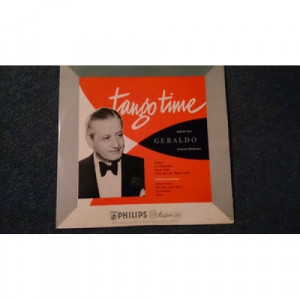 Geraldo and his Orchestra - Tango Time - Vinyl - 10'' Mini LP