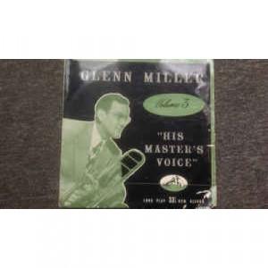 Glen Miller - A Glenn Miller Concert (Volume 3) - Vinyl - 10'' Mini LP