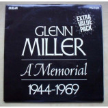 Glenn Miller - A Memorial 1944-1969 - 2xLP, Comp, Mono, Gat
