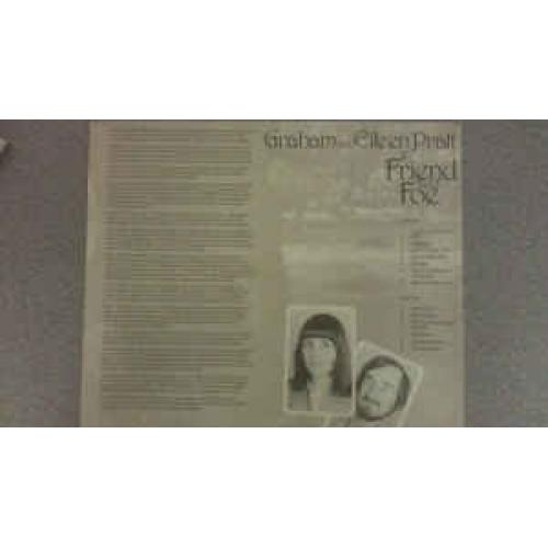 Graham & Eileen Pratt - To Friend And Foe - Vinyl - LP
