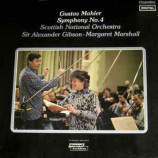 Gustav Mahler,Scottish National Orchestra,Sir Alex - Symphony No.4