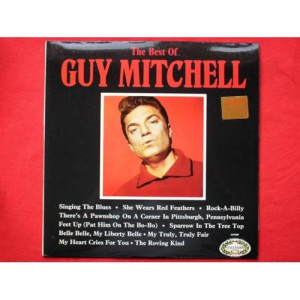 Guy Mitchell - The Best Of Guy Mitchell - LP, Comp, RE - Vinyl - LP