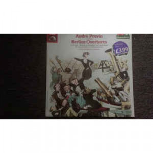Hector Berlioz,The London Symphony Orchestra - Berlioz Overtures - Vinyl - LP