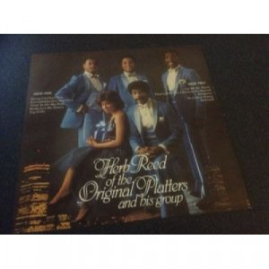 Herb Reed - Herb Reed Of The Original Platters And His Group - LP, Whi - Vinyl - LP