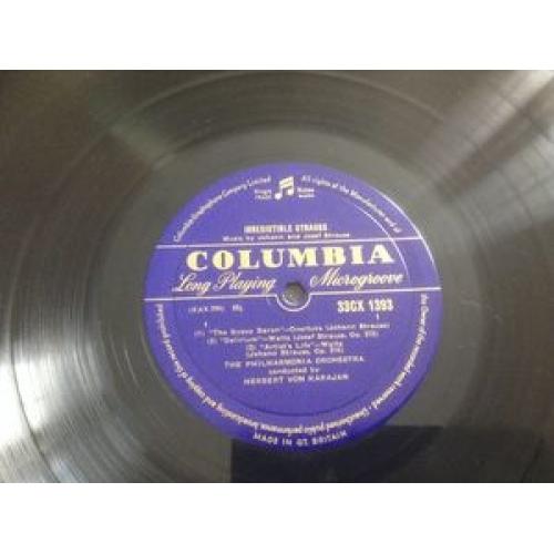 Herbert von Karajan - Irresistible Strauss - LP - Vinyl - LP