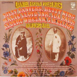 Ida Barr,G.H.Elliott, Billy Danvers,Albert Whelan, - Music Hall Daniel Farson Presents