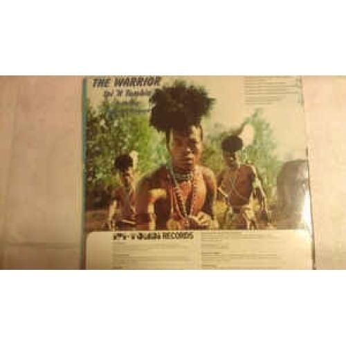 Ipi ' N Tombia Featuring Margaret Singana - The Warrior (Remixed 1979) - Vinyl - LP