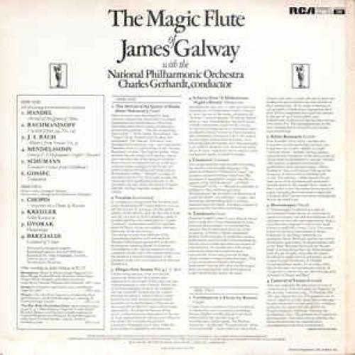 James Galway - The Magic Flute Of James Galway - Vinyl - LP