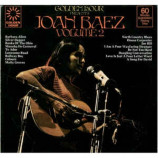 Joan Baez - Golden Hour Presents Joan Baez Volume 2