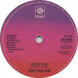 Joe Dolan - I Need You