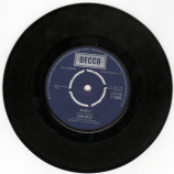 John Miles - Highfly / There's A Man Behind The Guitar - 7''