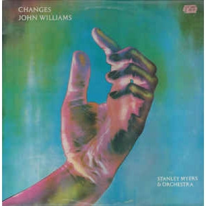 John Williams - Changes - Vinyl - LP