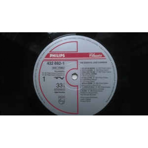 Jose' Carreras - The Essential Jose Carreras - Vinyl - LP