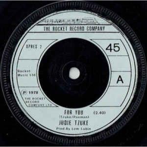 Judie  Tzuke - For You - Vinyl - 45''