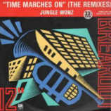 Jungle Wonz - Time Marches On (Straight Up Mix )