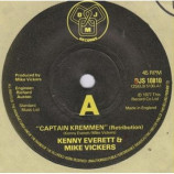 Kenny Everett & Mike Vickers - Captain Kremmen - 7''- Single