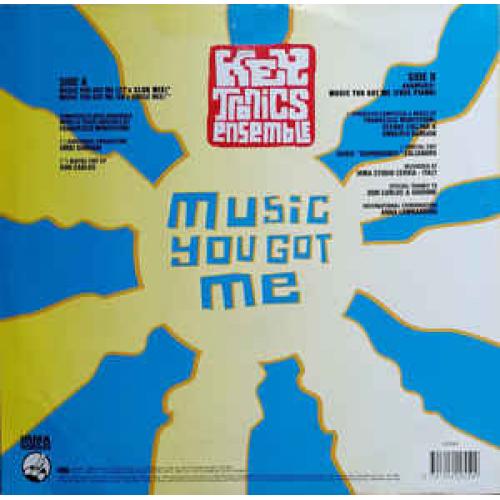 """Key Tronics Ensemble - Music You Got Me - Vinyl - 12"""""""