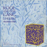 Kool & The Gang - Cherish / Celebration - 7''- Single, Sil