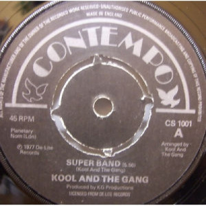 Kool & The Gang - Super Band - 7'' - Vinyl - 7""