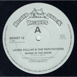 Laura Pallas & The Reputations - Skiing In The Snow