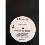 Light Of The World - One Destination