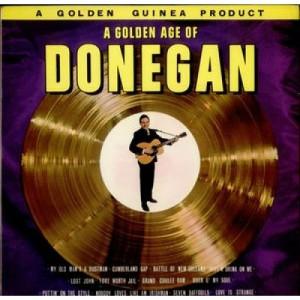 Lonnie Donegan - A Golden Age Of Donegan - LP, Comp - Vinyl Record - LP