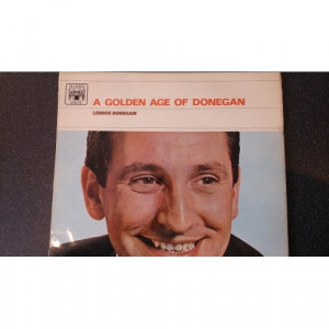 Lonnie Donnegan - A Golden Age Of Donnegan - Vinyl Record - LP